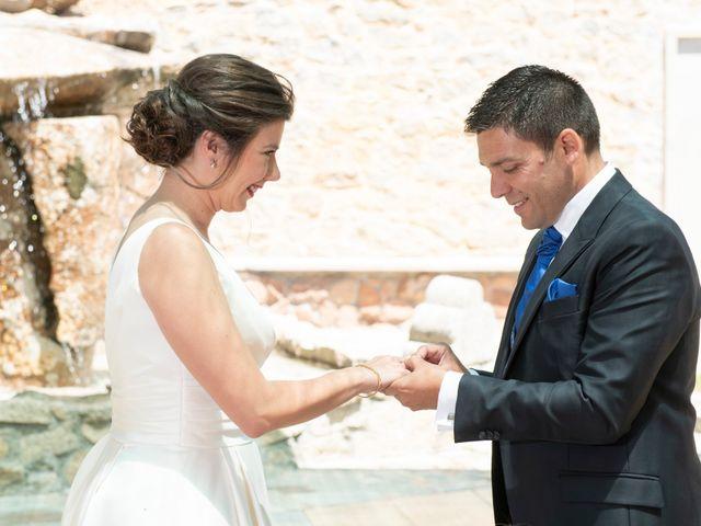 La boda de David y Carmen en Ávila, Ávila 24