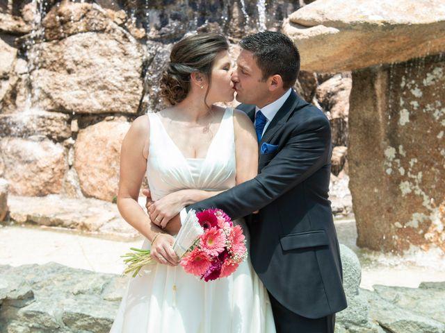 La boda de David y Carmen en Ávila, Ávila 25
