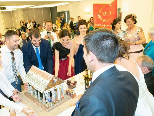 La boda de David y Carmen en Ávila, Ávila 52