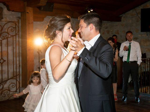 La boda de David y Carmen en Ávila, Ávila 54