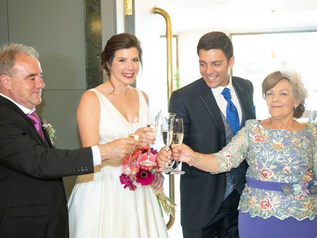 La boda de David y Carmen en Ávila, Ávila 47