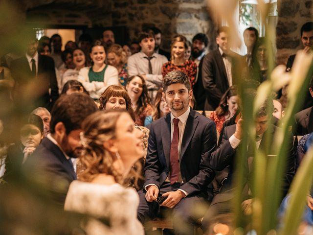 La boda de Jon y Iratxe en Gordexola, Vizcaya 9