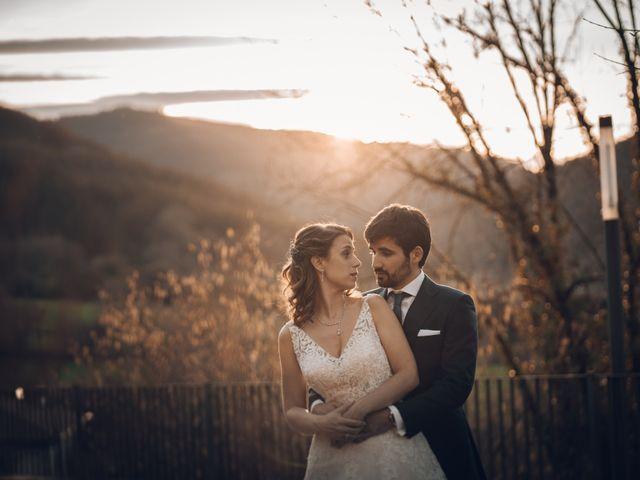 La boda de Jon y Iratxe en Gordexola, Vizcaya 13