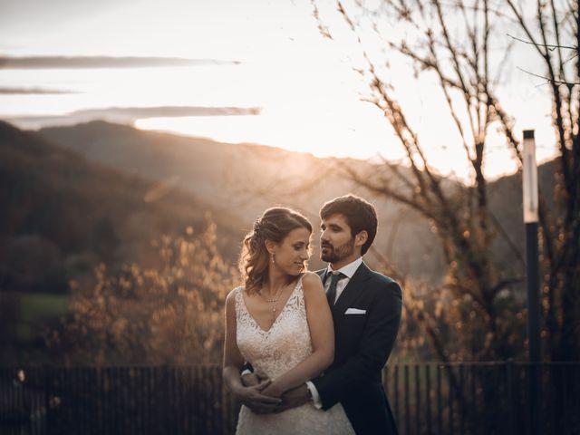 La boda de Jon y Iratxe en Gordexola, Vizcaya 15