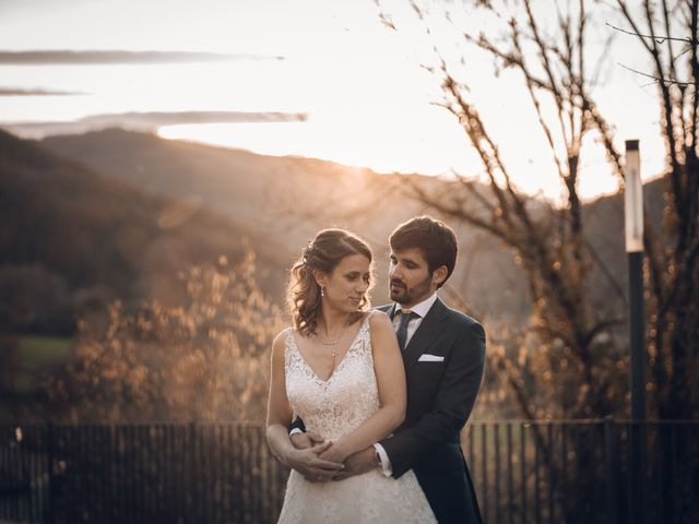 La boda de Jon y Iratxe en Gordexola, Vizcaya 16