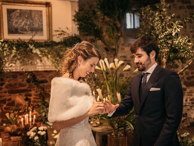La boda de Jon y Iratxe en Gordexola, Vizcaya 30