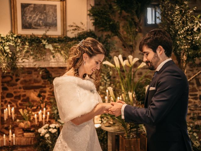 La boda de Jon y Iratxe en Gordexola, Vizcaya 31