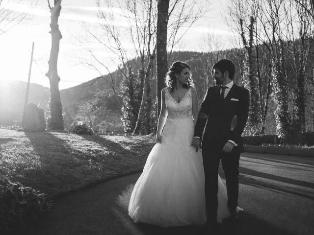 La boda de Jon y Iratxe en Gordexola, Vizcaya 54