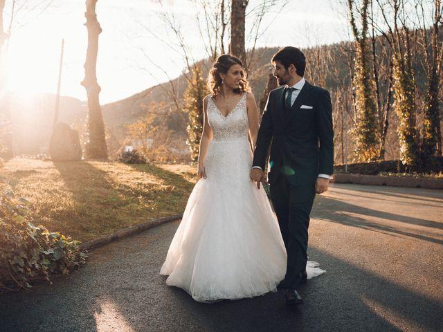 La boda de Jon y Iratxe en Gordexola, Vizcaya 55