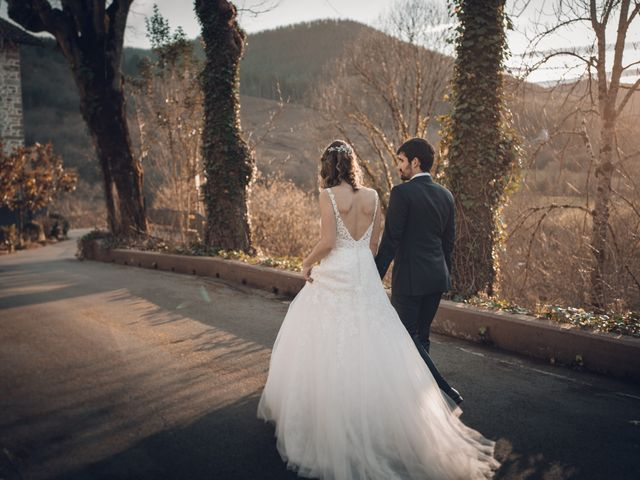 La boda de Jon y Iratxe en Gordexola, Vizcaya 58
