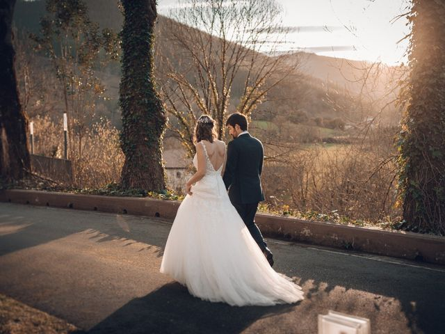 La boda de Jon y Iratxe en Gordexola, Vizcaya 59