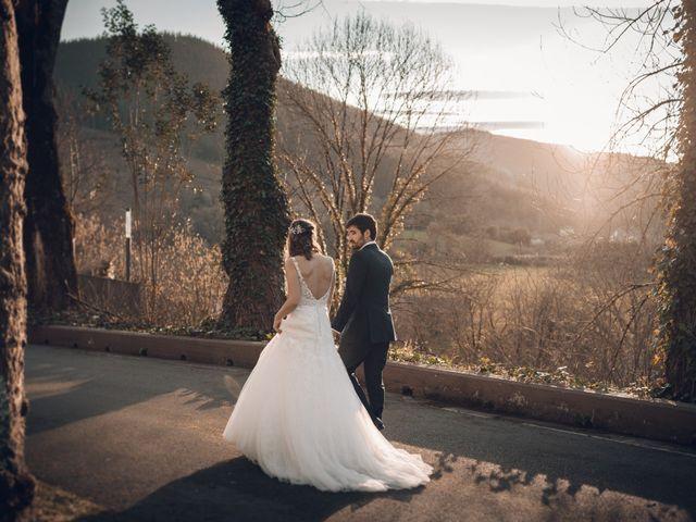 La boda de Jon y Iratxe en Gordexola, Vizcaya 60