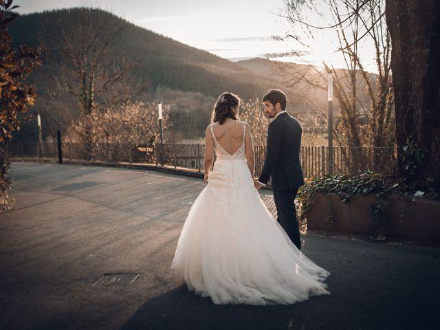La boda de Jon y Iratxe en Gordexola, Vizcaya 62