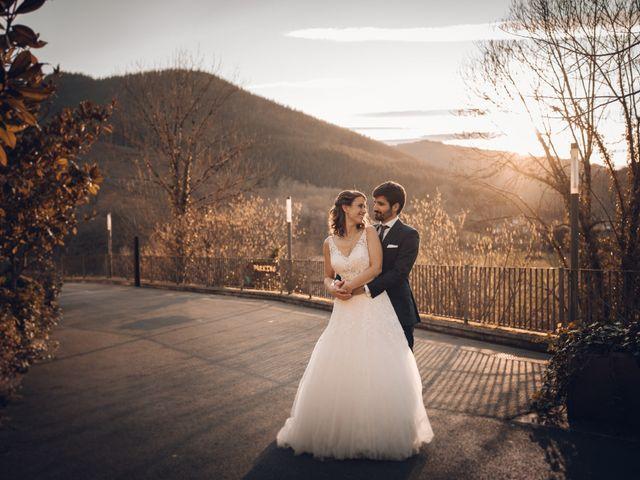 La boda de Jon y Iratxe en Gordexola, Vizcaya 64