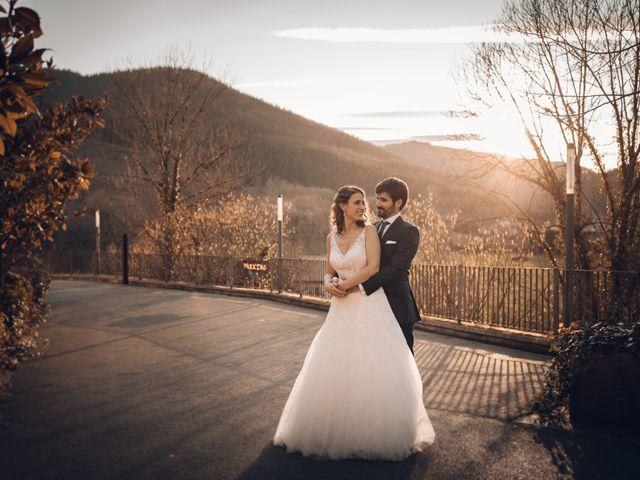 La boda de Jon y Iratxe en Gordexola, Vizcaya 68