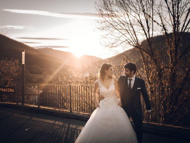 La boda de Jon y Iratxe en Gordexola, Vizcaya 72