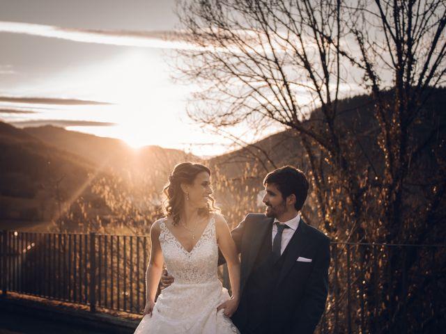 La boda de Jon y Iratxe en Gordexola, Vizcaya 78