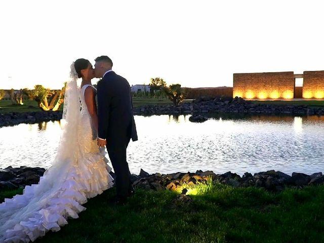 La boda de Alicia y Marce