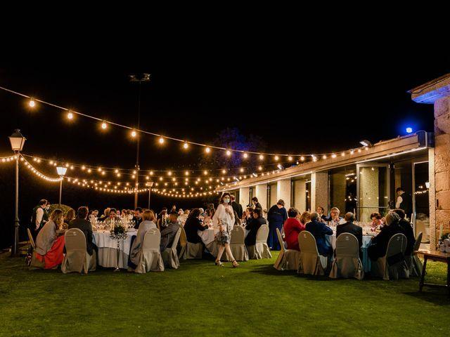 La boda de Alberto y Lucinda en San Lorenzo De El Escorial, Madrid 10