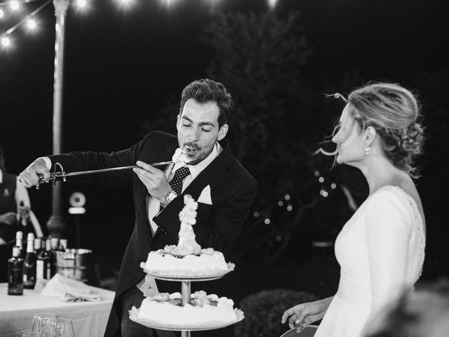 La boda de Alberto y Lucinda en San Lorenzo De El Escorial, Madrid 11