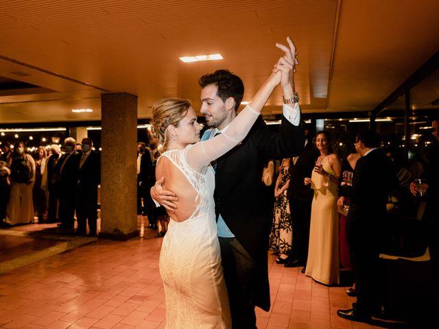 La boda de Alberto y Lucinda en San Lorenzo De El Escorial, Madrid 13