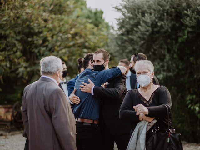La boda de Lluis y Tania en Sentmenat, Barcelona 87