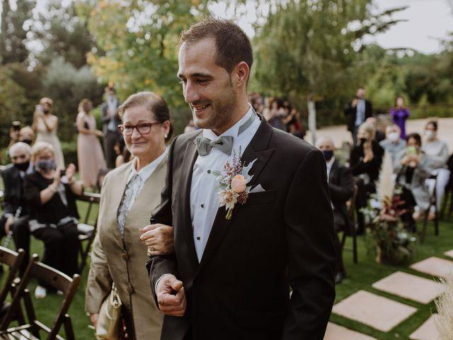 La boda de Lluis y Tania en Sentmenat, Barcelona 90