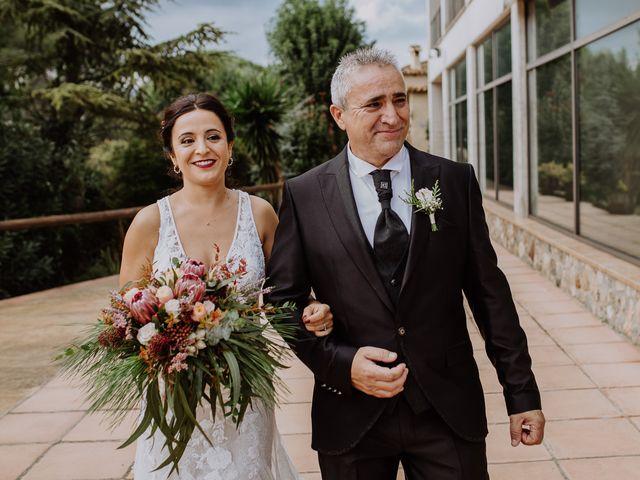 La boda de Lluis y Tania en Sentmenat, Barcelona 93