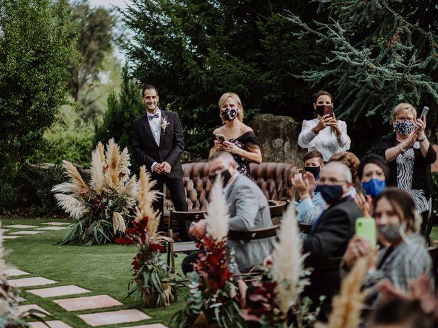 La boda de Lluis y Tania en Sentmenat, Barcelona 94