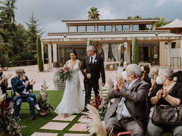 La boda de Lluis y Tania en Sentmenat, Barcelona 95