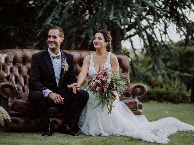 La boda de Lluis y Tania en Sentmenat, Barcelona 108