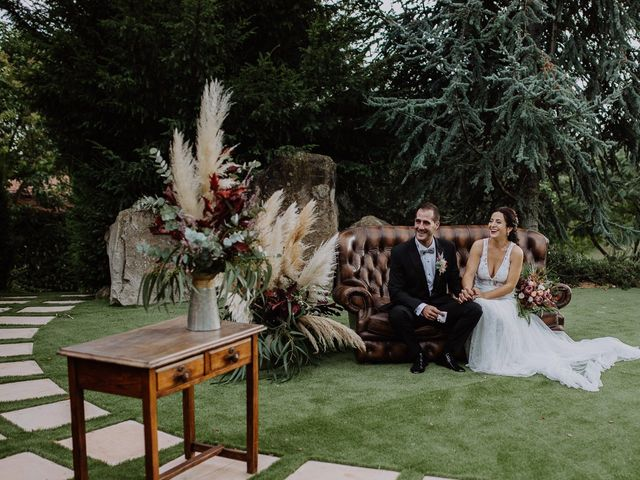 La boda de Lluis y Tania en Sentmenat, Barcelona 111