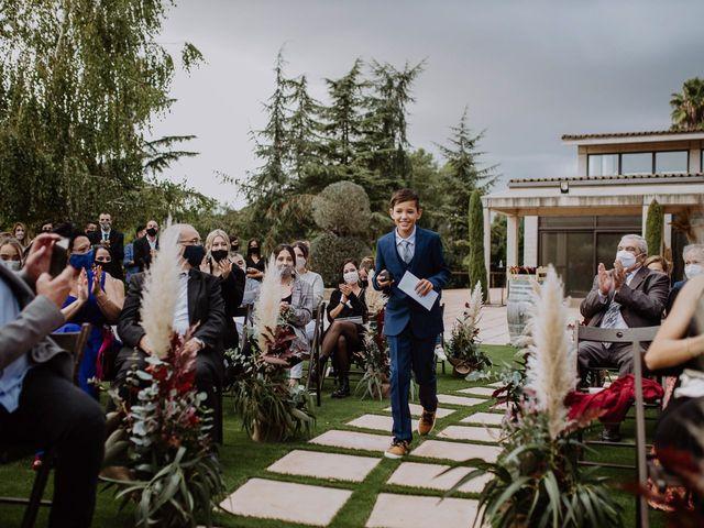 La boda de Lluis y Tania en Sentmenat, Barcelona 122
