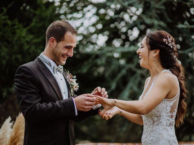 La boda de Lluis y Tania en Sentmenat, Barcelona 130