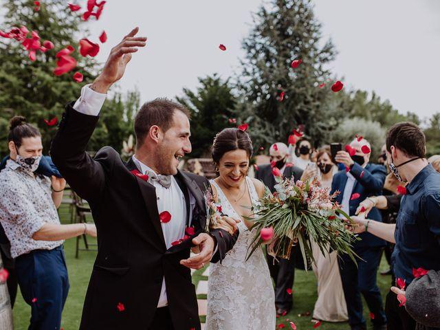 La boda de Lluis y Tania en Sentmenat, Barcelona 136