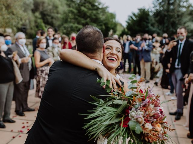 La boda de Lluis y Tania en Sentmenat, Barcelona 138