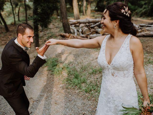 La boda de Lluis y Tania en Sentmenat, Barcelona 143