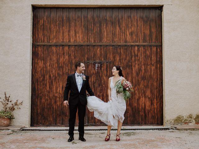 La boda de Lluis y Tania en Sentmenat, Barcelona 147
