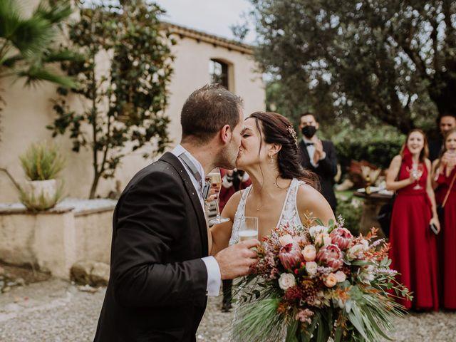 La boda de Lluis y Tania en Sentmenat, Barcelona 153