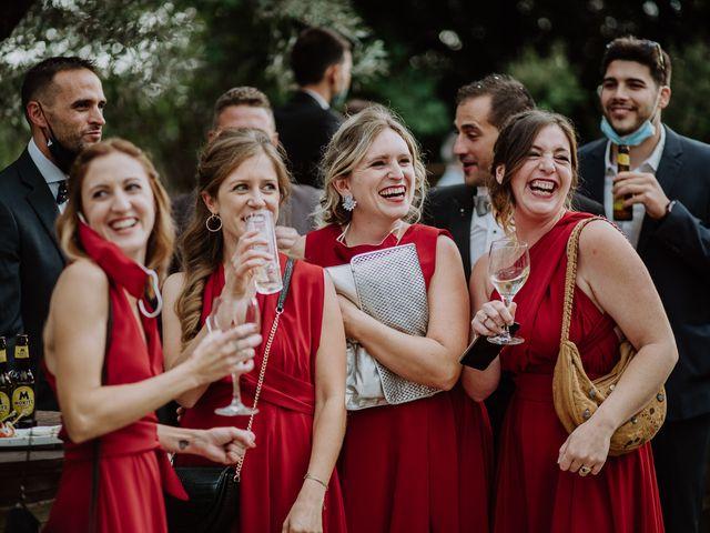 La boda de Lluis y Tania en Sentmenat, Barcelona 154