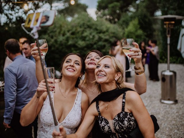 La boda de Lluis y Tania en Sentmenat, Barcelona 163