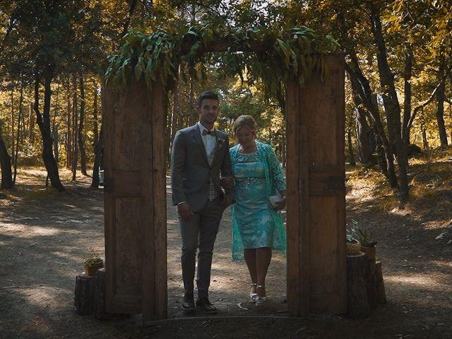 La boda de Sara y Óscar en Muntanyola, Barcelona 3