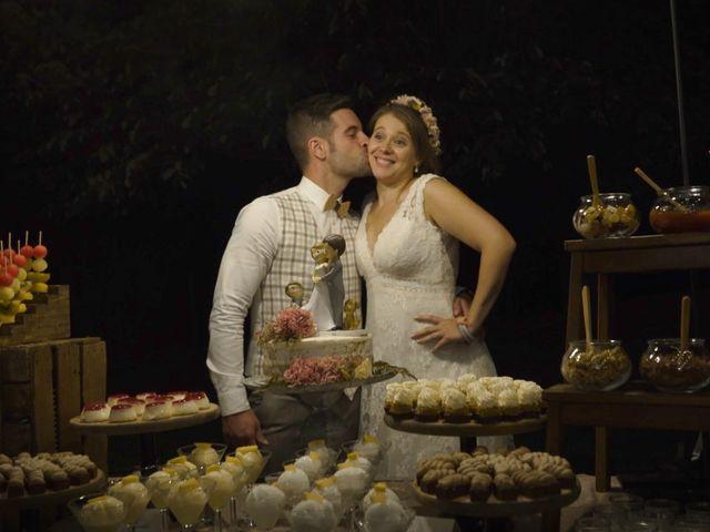 La boda de Sara y Óscar en Muntanyola, Barcelona 2