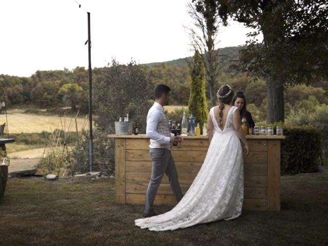 La boda de Sara y Óscar en Muntanyola, Barcelona 9