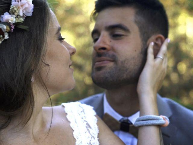 La boda de Sara y Óscar en Muntanyola, Barcelona 12