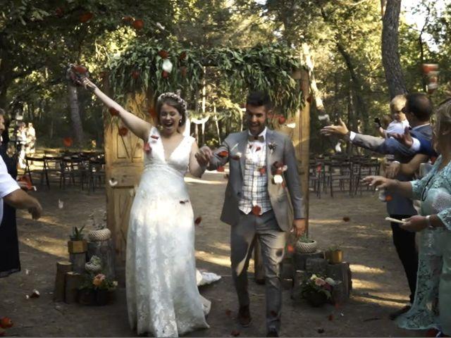 La boda de Sara y Óscar en Muntanyola, Barcelona 16