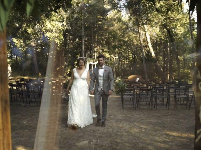 La boda de Sara y Óscar en Muntanyola, Barcelona 17
