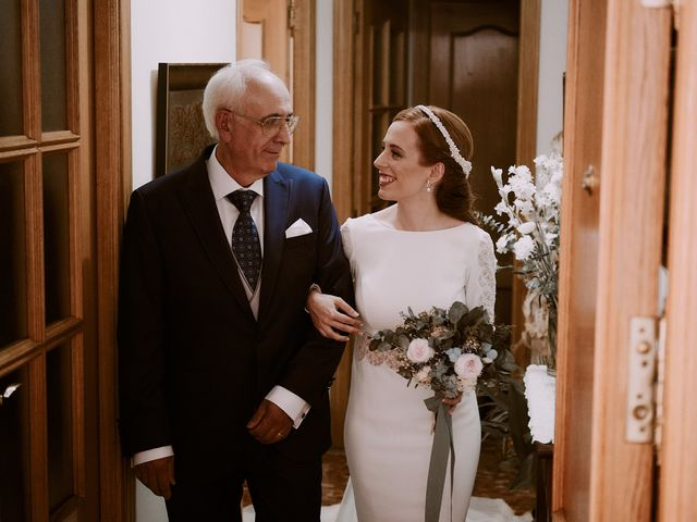La boda de Luis y Ana en Cabra, Córdoba 45
