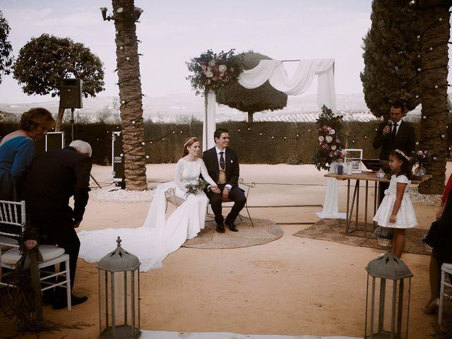 La boda de Luis y Ana en Cabra, Córdoba 59