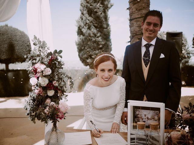 La boda de Luis y Ana en Cabra, Córdoba 70